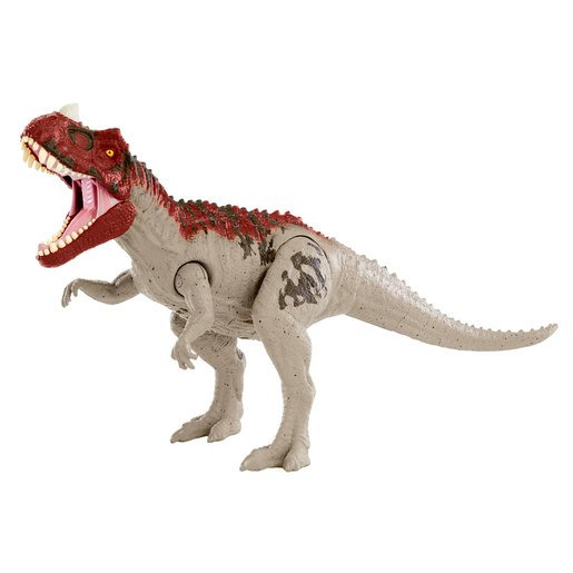 Jurassic World Roar Attack Ceratosaurus Figure