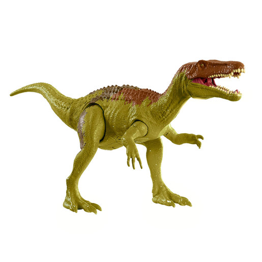 Jurassic World Roar Attack Baryonyx Limbo Figure