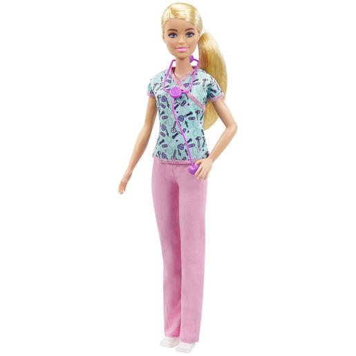 Barbie Nurse Doll