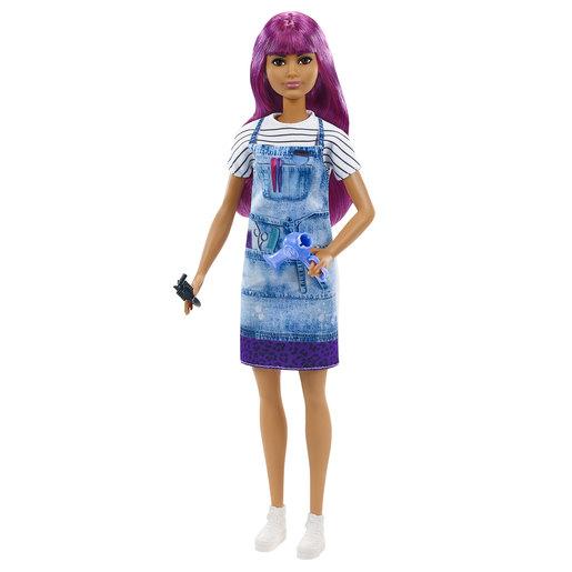 Barbie Salon Stylist Doll