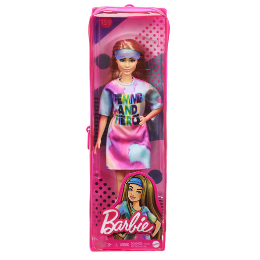 Barbie Doll - Femme and Fierce from TheToyShop