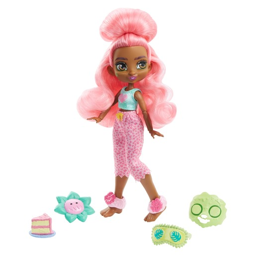 Cave Club Rock 'N' Wild Sleepover & Fernessa Doll