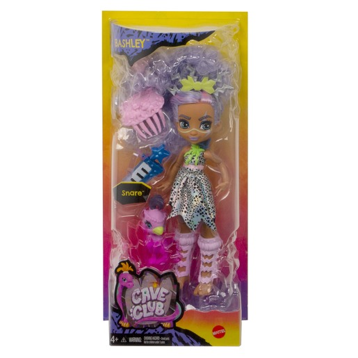 Cave Club Bashley Doll & Accessories