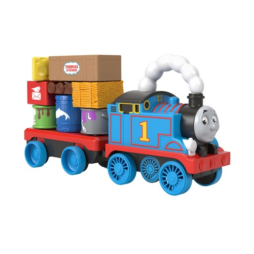 Fisher Price Thomas & Friends   Wobble Cargo Stacker Train