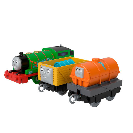 Fisher-Price Thomas & Friends Percy Troublesome Truck