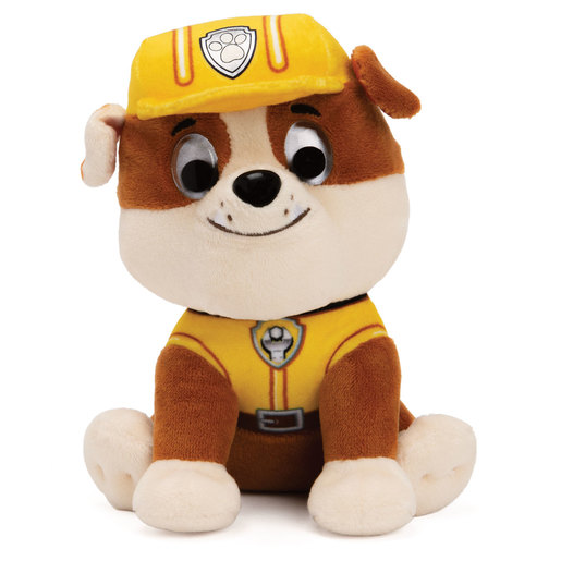 Paw Patrol Gund 15cm Plush - Rubble