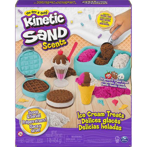 Kinetic Sand Scents   Ice Cream Treats