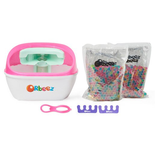 Orbeez Soothing Foot Spa and Pedicure Tools