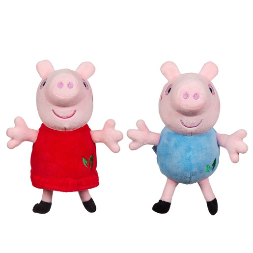 Peppa Pig - Eco Plush (Styles Vary)