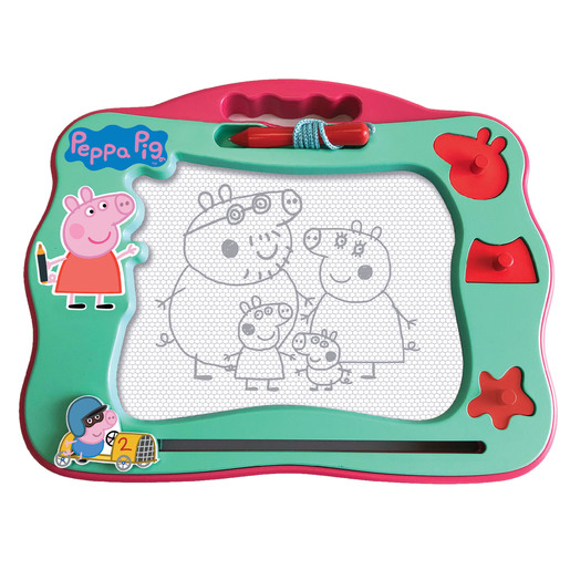 Peppa Pig - Travel Magnetic Scribbler