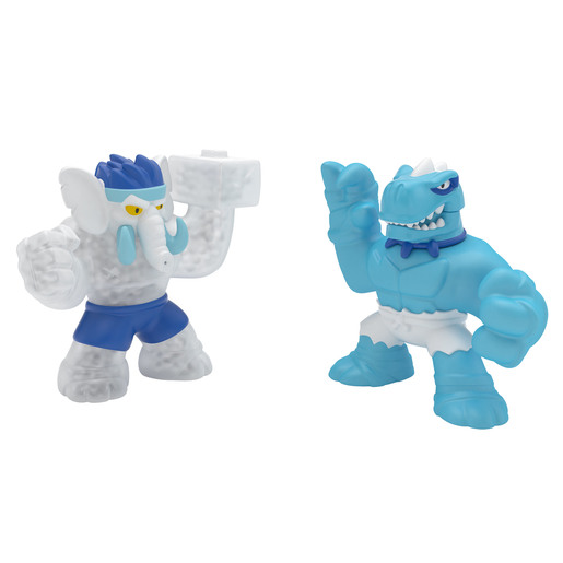 Heroes Of Goo Jit Zu Figure - Arctic Showdown