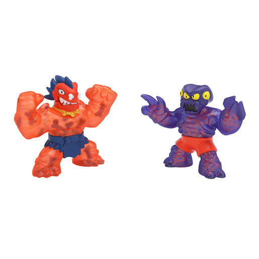 Heroes Of Goo Jit Zu Figure - Volcanic Rumble