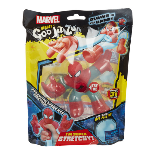 Heroes Of Goo Jit Zu Figure - Marvel Spider-Man