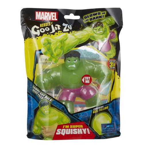 Heroes Of Goo Jit Zu - Marvel Glow Hulk