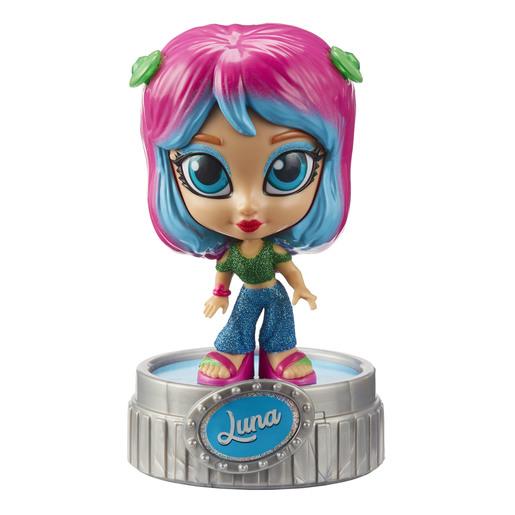 Shimmer N' Sparkle InstaGlam Dolls Series 2 - Luna (Neon)