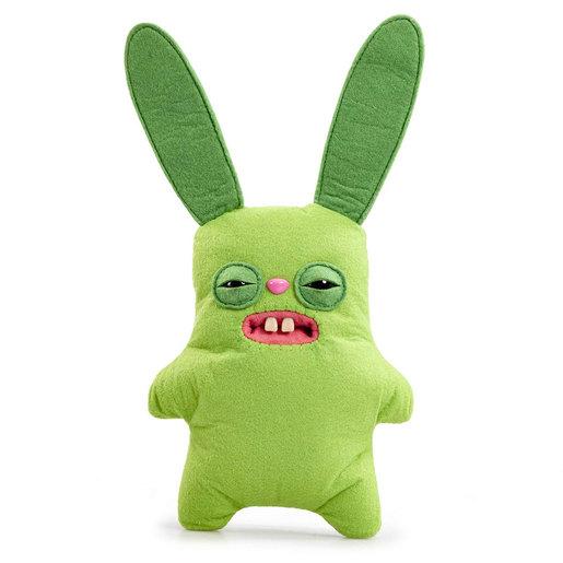 Fuggler 22cm Funny Ugly Monster - Rabid Rabbit (Green)