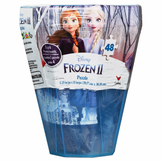 Disney Frozen 2 - 48-Piece Surprise Puzzle (Styles Vary)