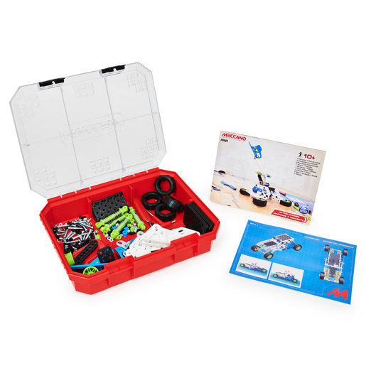 Meccano Action Springs Innovation Building Kit