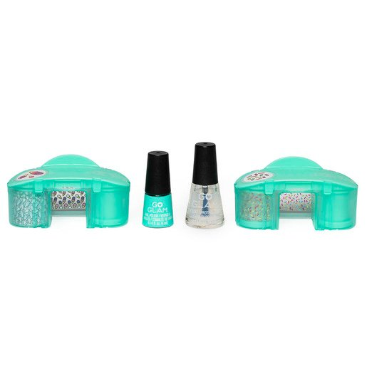 Cool Maker - GO GLAM Pattern Nail Stamper Kit (Styles Vary)