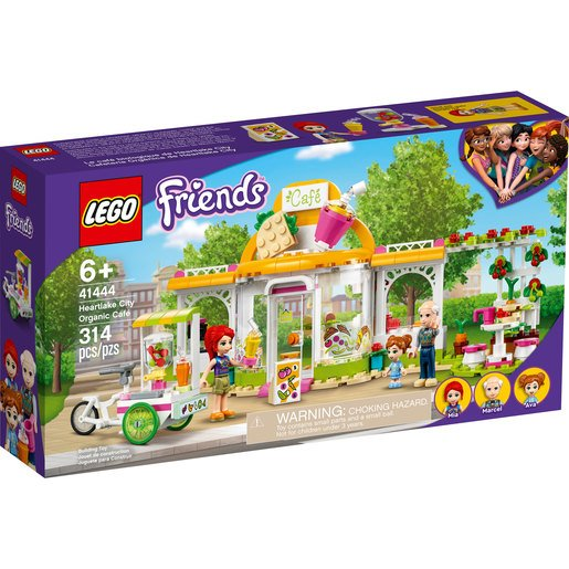 LEGO Friends Heartlake City Organic Café - 41444