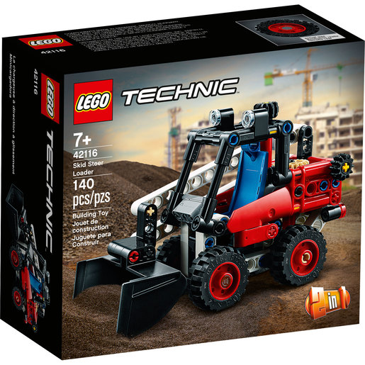 LEGO Technic Skid Steer Loader - 42116