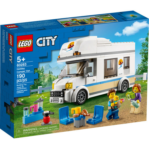 LEGO City Holiday Camper Van - 60283