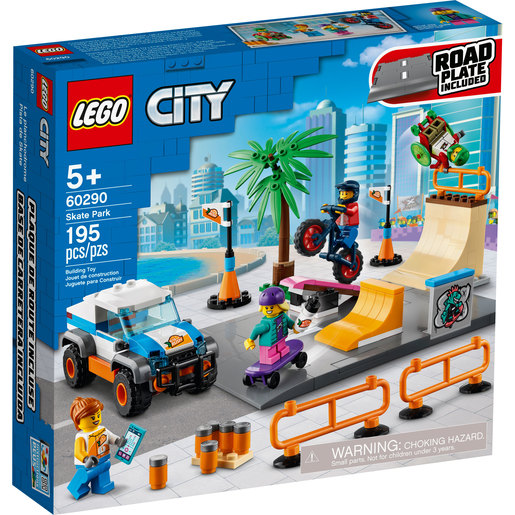LEGO City Community Skate Park - 60290