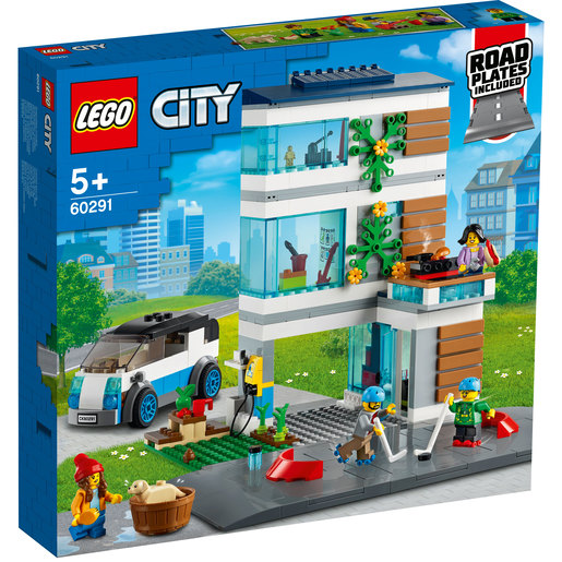 LEGO City Community Family House - 60291