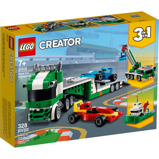 LEGO Creator Race Car Transporter - 31113