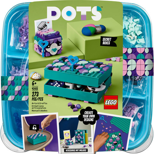 LEGO DOTS Secret Boxes - 41925