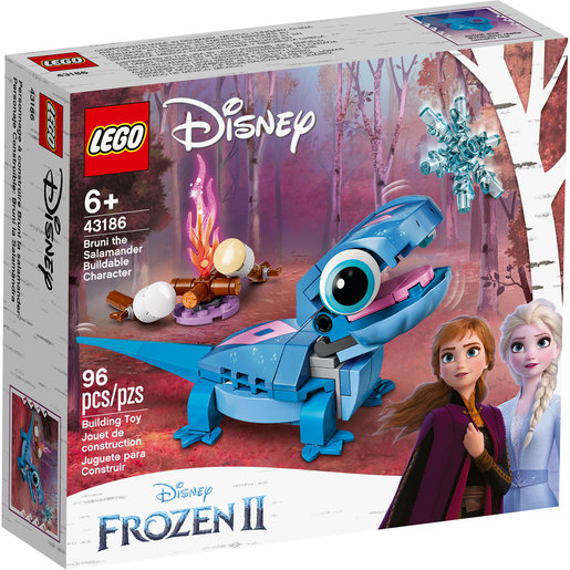 LEGO Disney Princess Bruni the Salamander Buildable Character - 43186