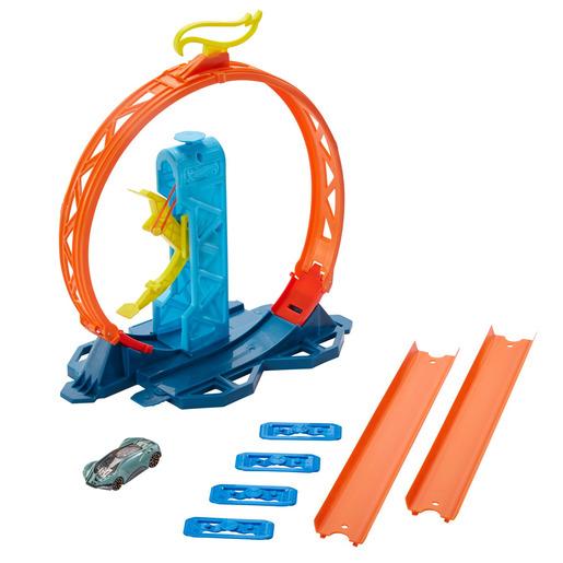 Hot Wheels Track Builder Unlimited Loop Kicker Playset