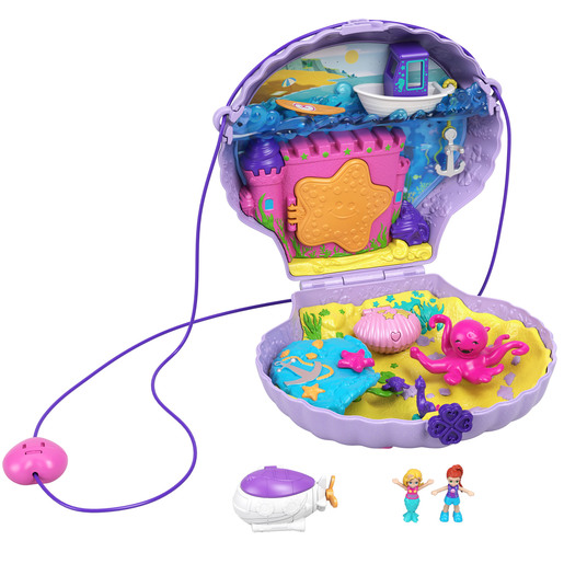 Polly Pocket Playset - Tiny Seashell Purse