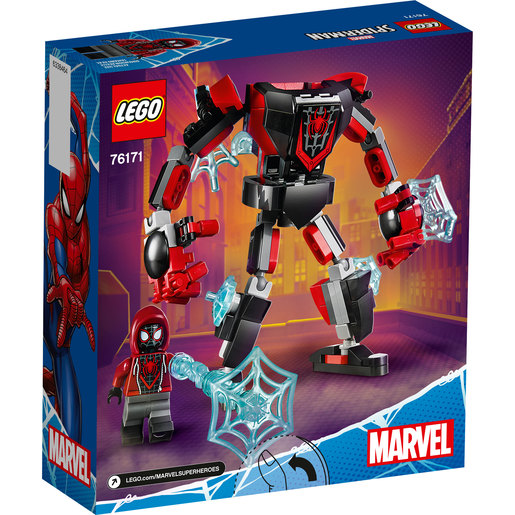 LEGO Spider-Man Miles Morales Mech Armour