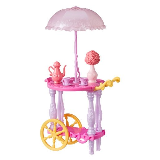 Disney Princess Dolls Tea Cart