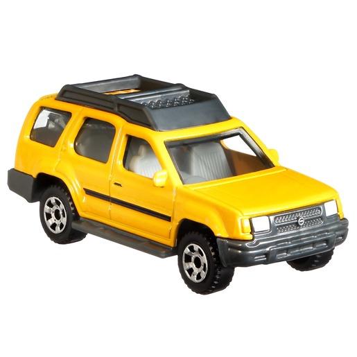 Matchbox 1:64 Scale Die-Cast Vehicle - '00 Nissan Xterra from TheToyShop