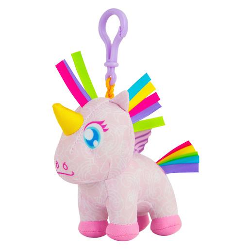 Doodle Bear - Doodle Unicorn Clip On from TheToyShop