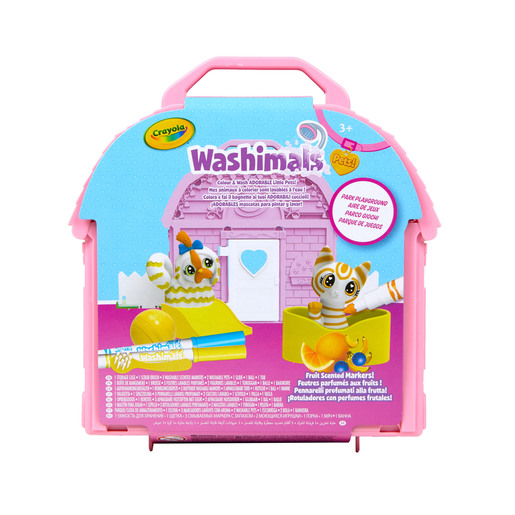 Crayola Washimals - Pets Park Playset