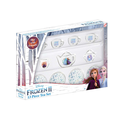 Disney Frozen 2 13pc Tea Set
