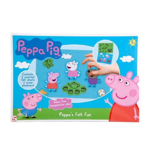 Picture of Peppa Pig Felt Fun