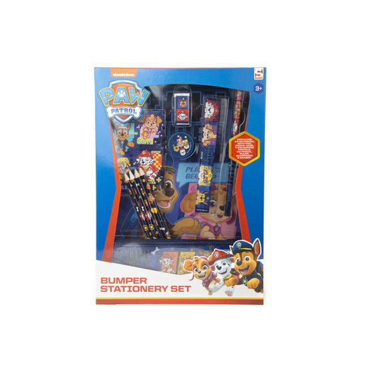 Paw Patrol Bumper Stationary Set