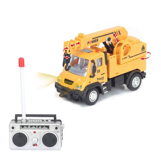 Remote Control 1:64 Crane Truck
