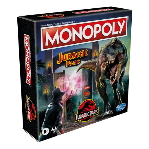 Monopoly Jurassic Park Edition