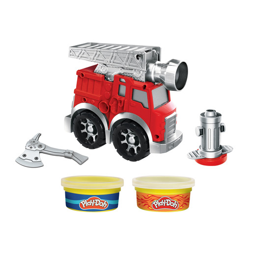 Playdoh - Fire Engine