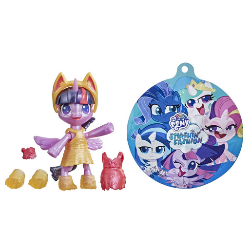 My Little Pony Smashin Fashion Figure- Twilight Sparkle