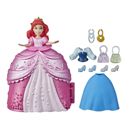 Disney Princess Doll - Skirt Surprise Ariel