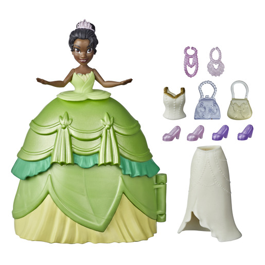 Disney Princess Doll - Skirt Surprise Tiana