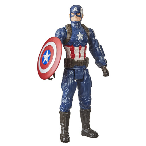 Marvel Avengers Titan Hero 30cm Figure - Captain America