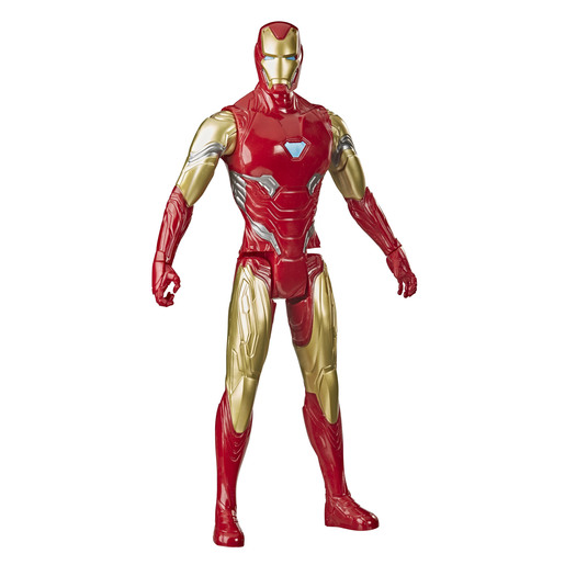 Marvel Avengers Titan Hero 30cm Figure - Iron Man
