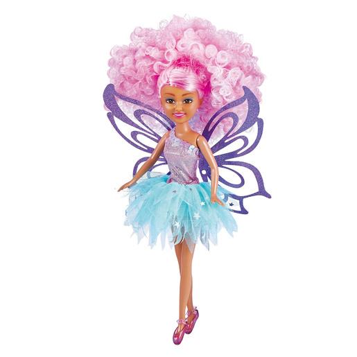 Sparkle Girlz Hair Dreams Doll by Zuru - Pink